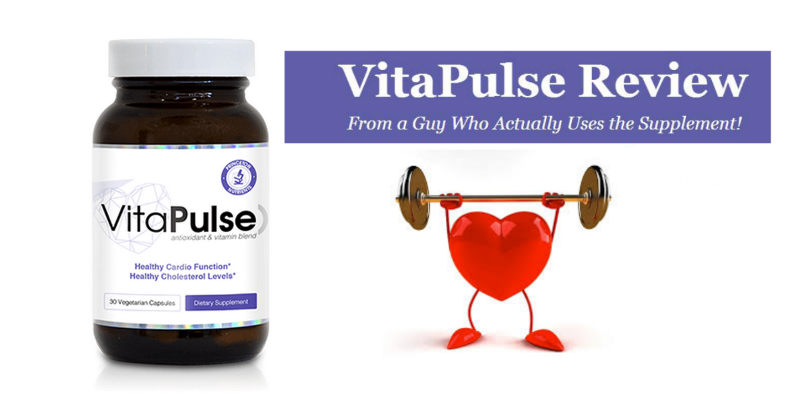 Vitapulse Customer Reviews Coupon Ingredients Side