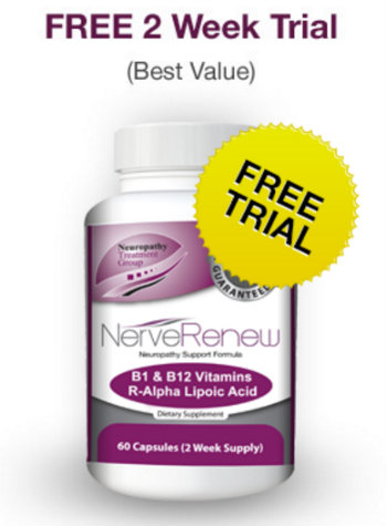 NERVE RENEW REVIEWS - Natural Neuropathy Pain Treatment?