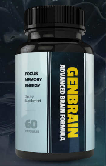 GENBRAIN REVIEWS - Smart Pill Nootropic