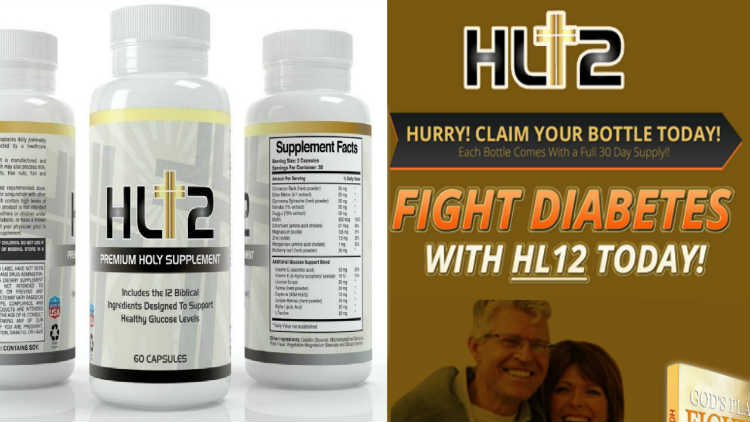 HL12 SCAM ALERT - NEW Potent HL12 Supplement Defeat Diabetes