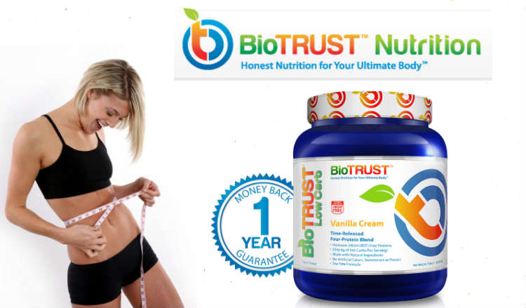 BIOTRUST Low Carb Protein Powder Reviews