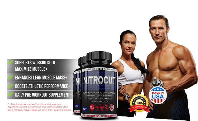 Nitrocut Customer Reviews Gain Fast Muscle Better