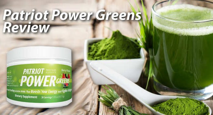 Patriot Power Greens Review - Nutritional Facts