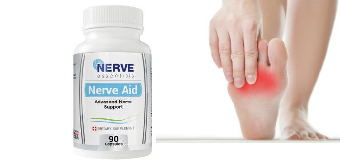 Nerve Aid Ingredients - Clinically Proven Ingredients Relieve Nerve Pain