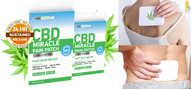 CBD Miracle Pain Patches reviews